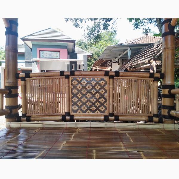 gazebo bambu 2x2