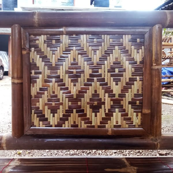 saung bambu 1.5x2